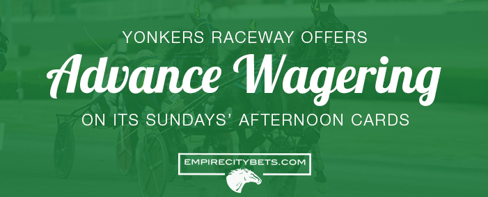 Yonkers Advance Sunday Card